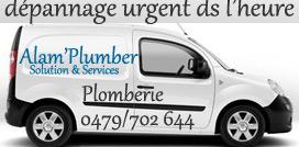 plombier à Schaerbeek pour un dépannage ou pour une installation de plomberie sanitaire et de débouchage dans l'heure.. ça vous dit